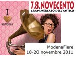 7.8.Novecento - Great Antiques Market